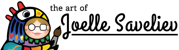 The Art of Joelle Saveliev